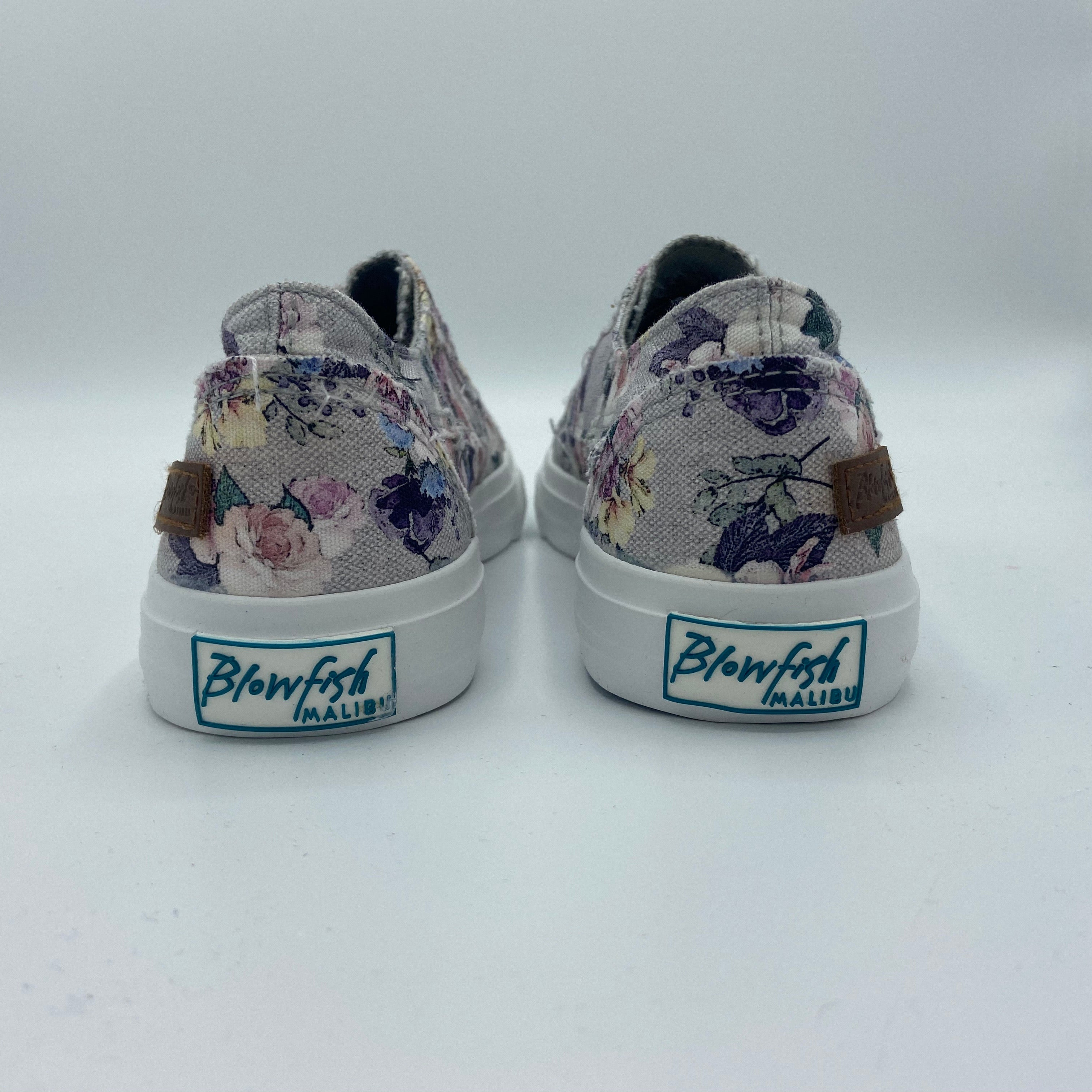 Multi-Color Floral Casual Blowfish Sneaker