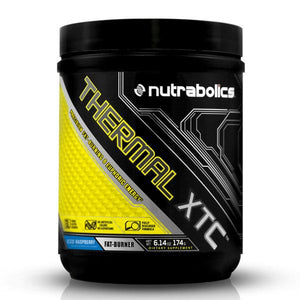 Nutrabolics Thermal XTC 174g-Iced Raspberry