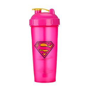 Super Hero Shaker Bottle Stirring Ball BPA Free