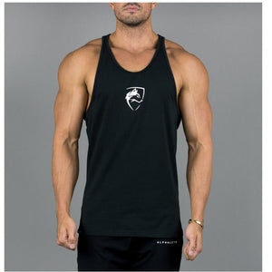 New ALPHALETE Gym Stringer Tank Top Men
