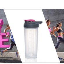 Load image into Gallery viewer, Soffe Frosted Shaker Bottle 500ml Bpa Free Lid Handgrip