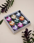 Big Assorted butterfly Scented Tealight Set