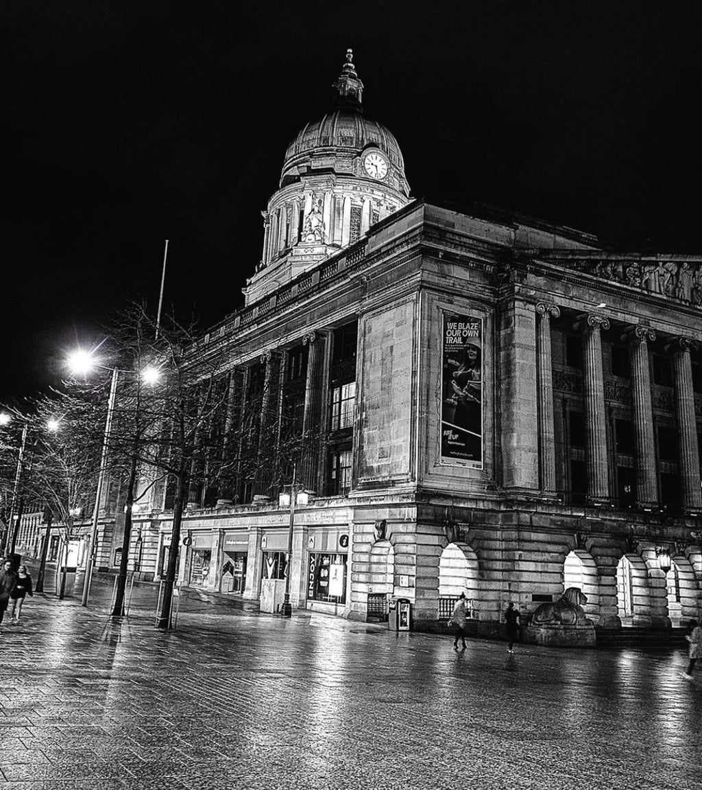 The Nottingham Edit