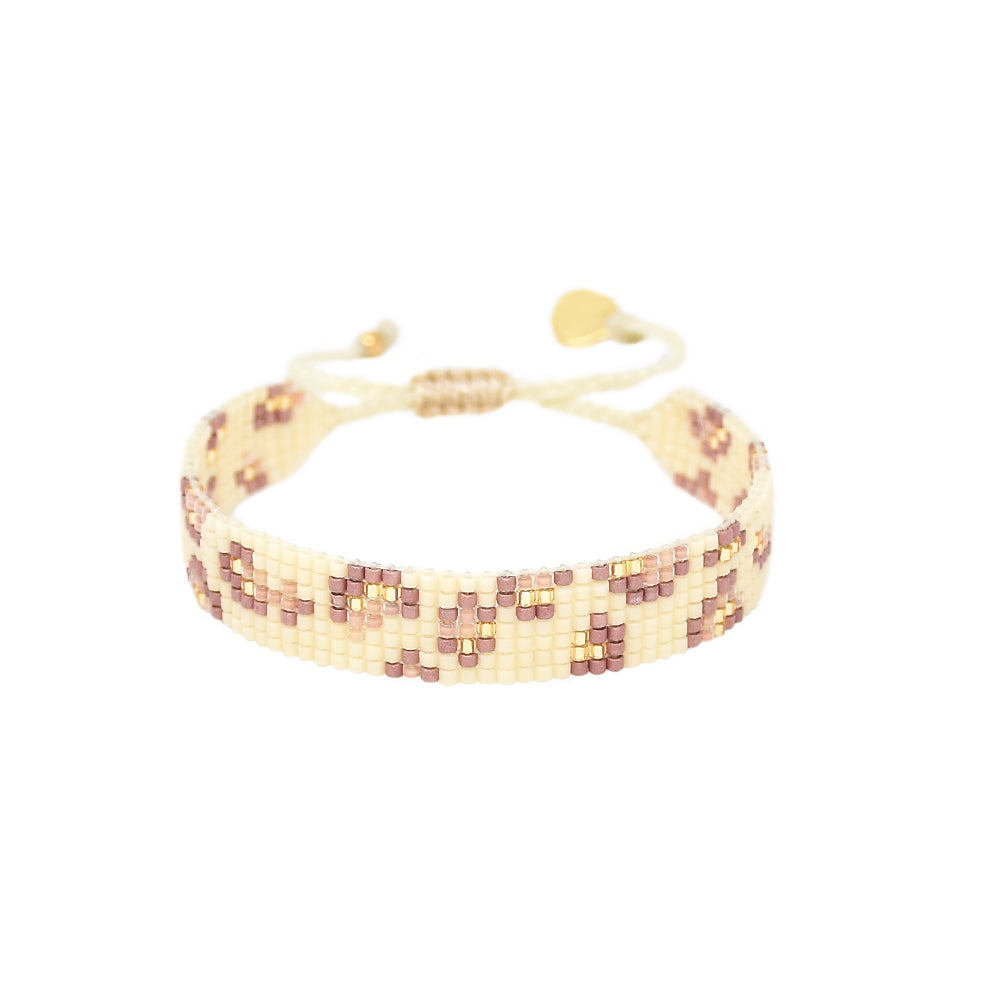MISHKY PANTHERA BEADED BRACELET