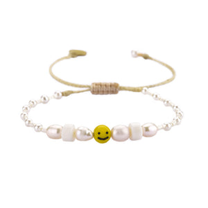 MISHKY SMILEY BEADED BRACELET