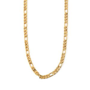 ORELIA FLAT LARGE LINK CHAIN NECKLACE