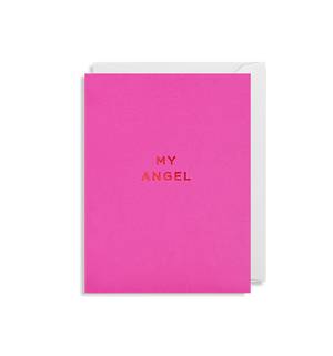 MY ANGEL CARD