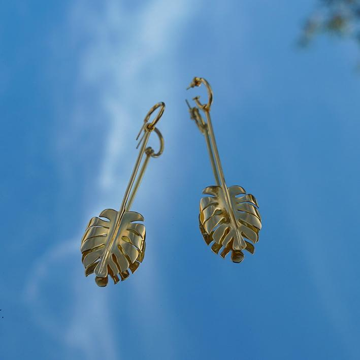 RACHEL ENTWISTLE ARCADIA EARRINGS