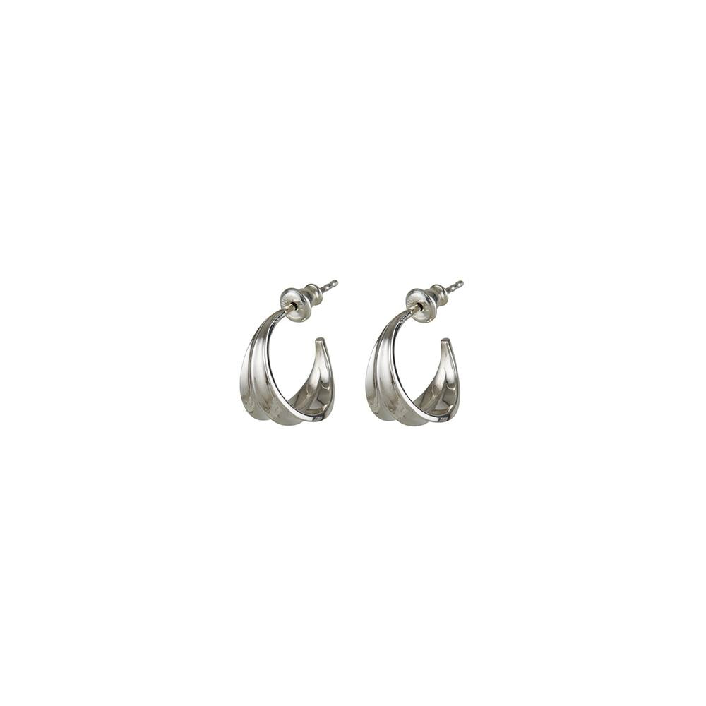 RACHEL ENTWISTLE ATHENA MINI HOOPS