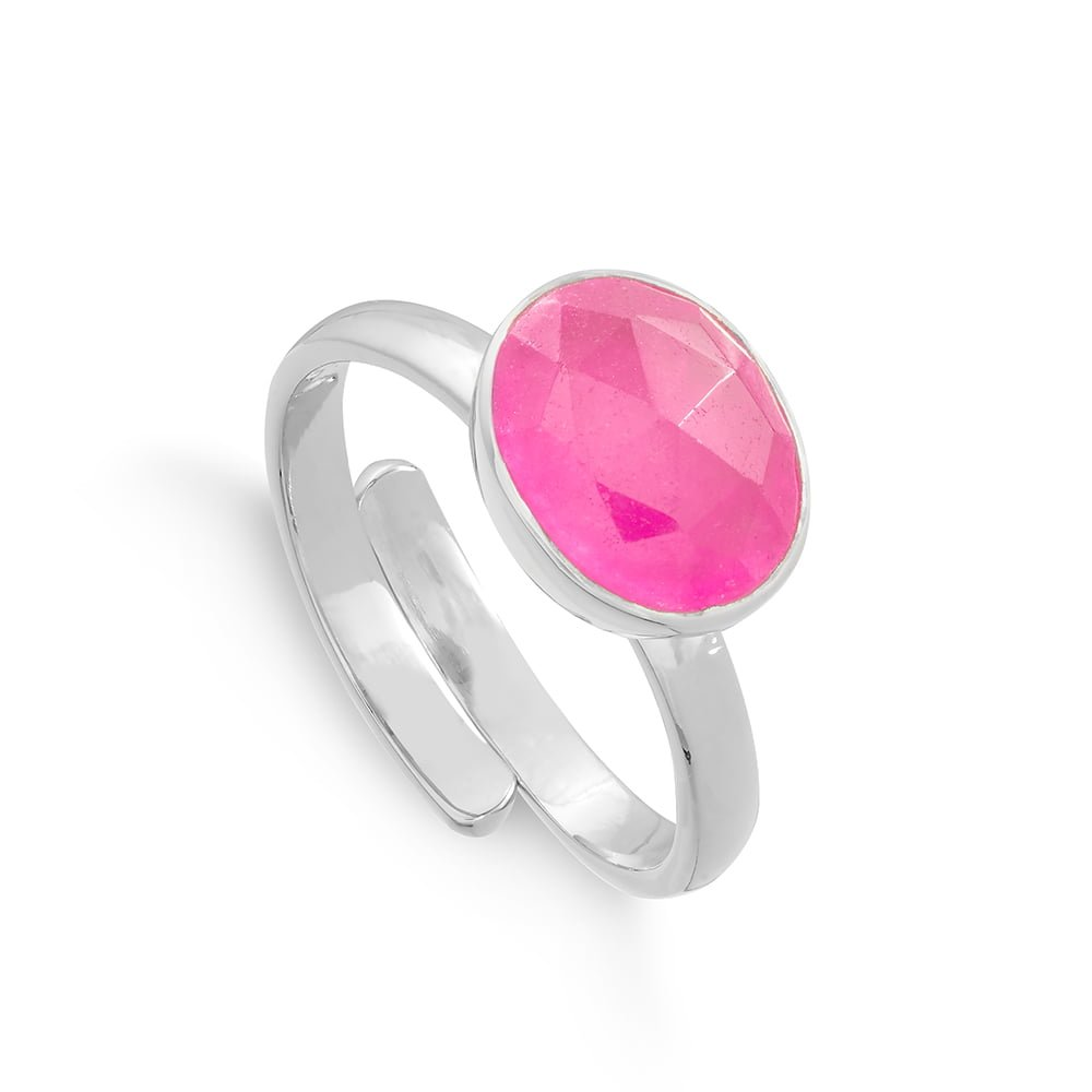 SVP RUBY ATOMIC MIDI ADJUSTABLE RING