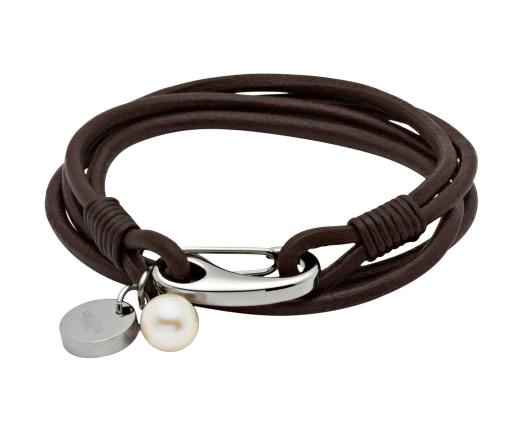 UNIQUE LEATHER WRAP BRACELETS