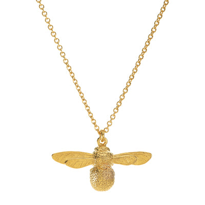 Alex Monroe Iconic Bee Necklace Nottingham