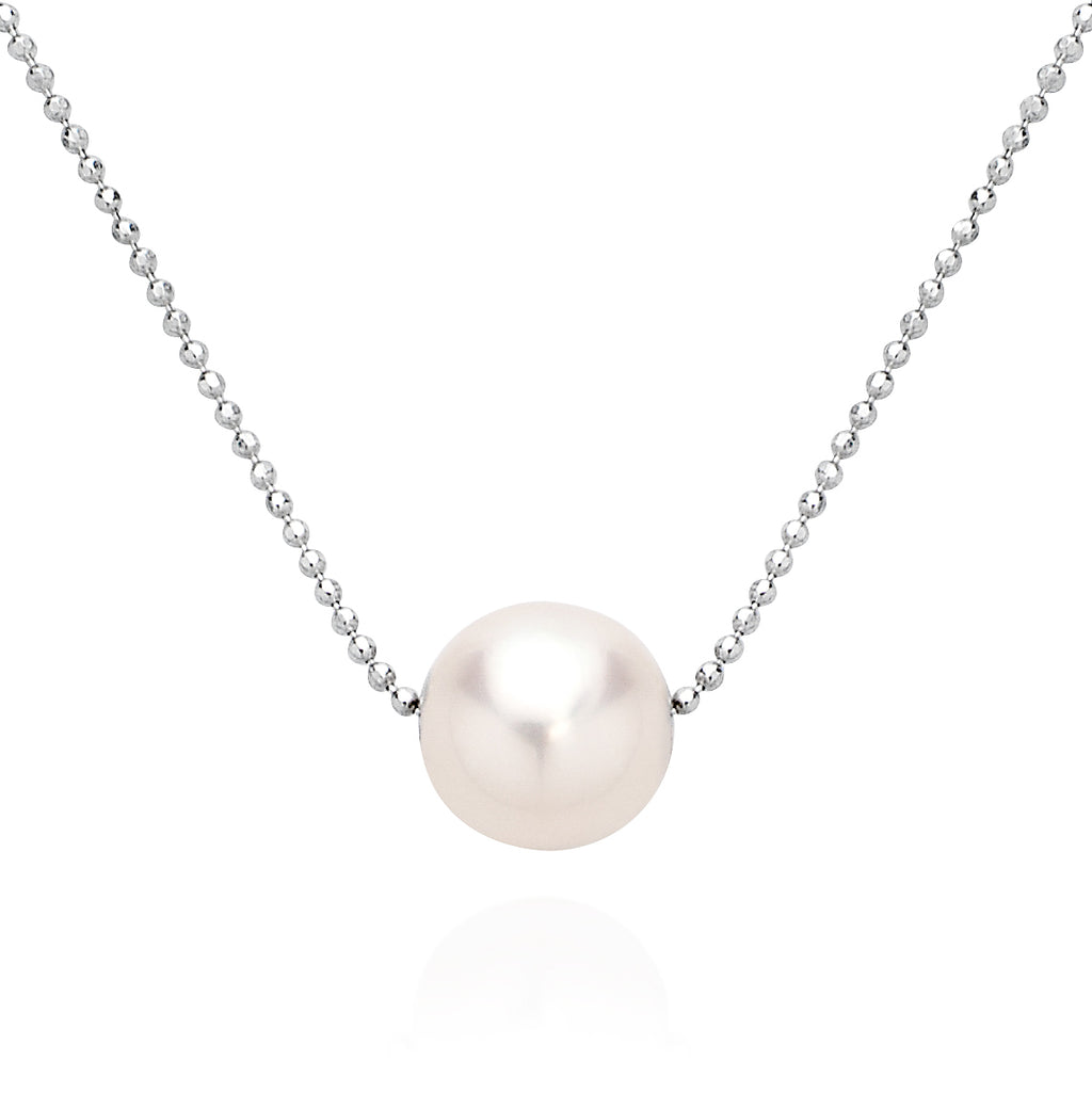 Claudia Bradby Essential Pearl Necklace Stockist