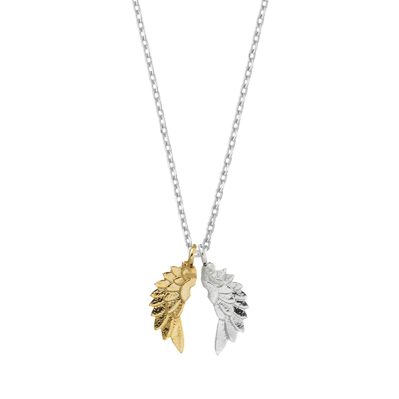 ESTELLA BARTLETT WINGS NECKLACE