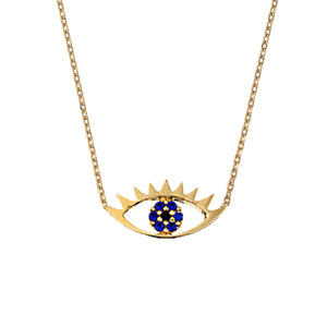 ESTELLA BARTLETT EYE NECKLACE