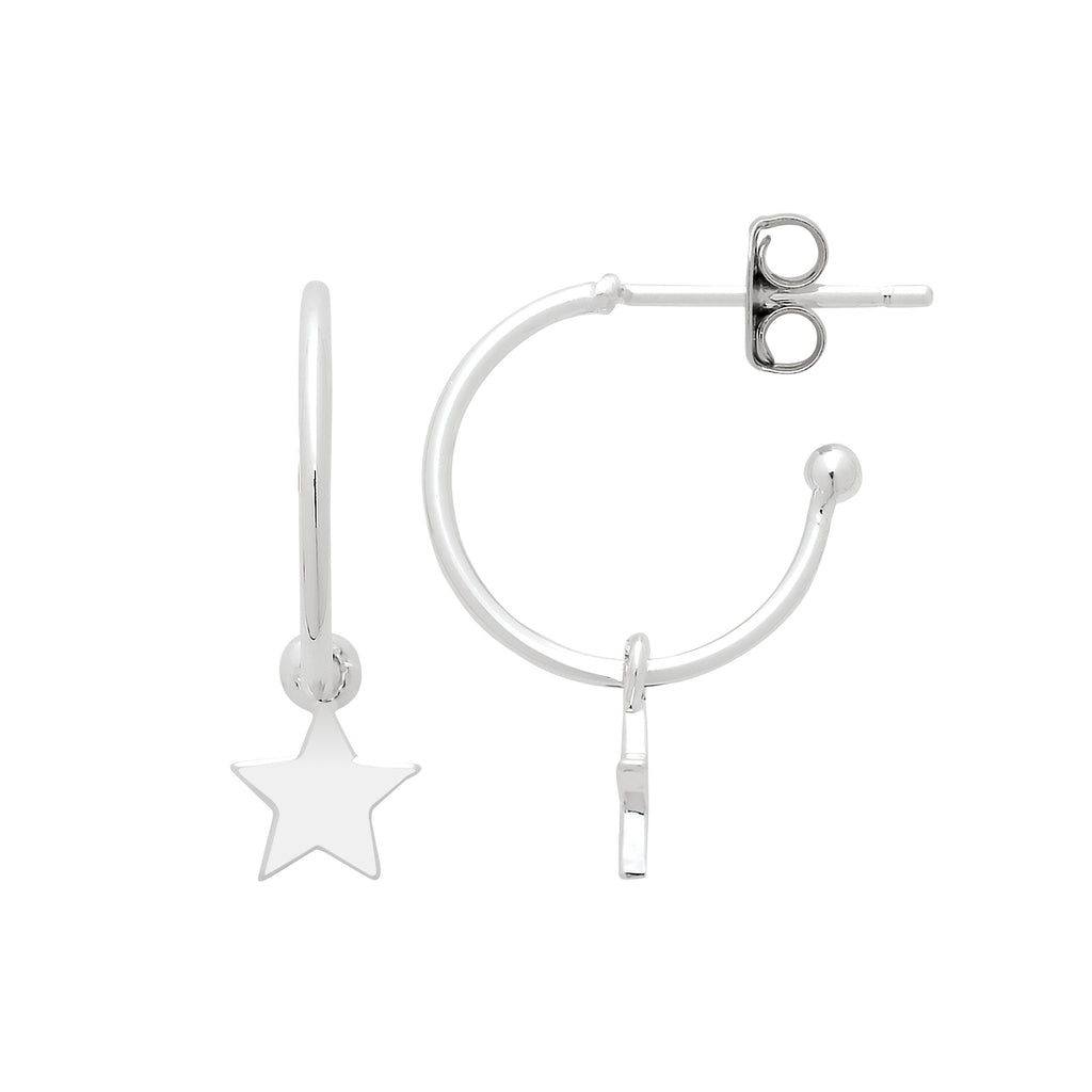 ESTELLA BARTLETT STAR DROP EARRINGS