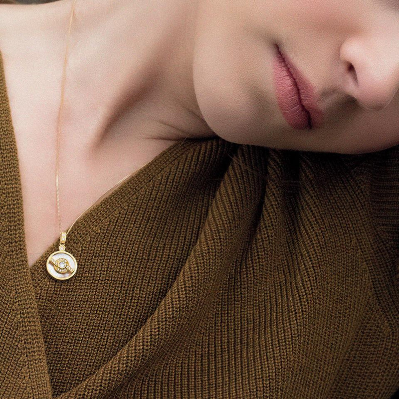 V BY LAURA VANN EDIE NECKLACE