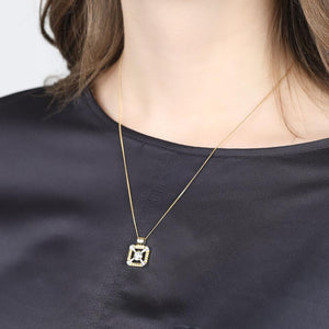 V BY LAURA VANN ELEANOR PENDANT NECKLACE