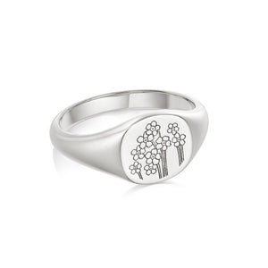 DAISY LONDON FORGET ME NOT RING