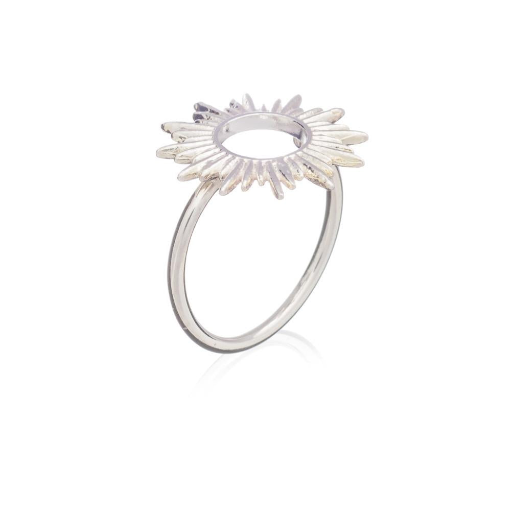 RACHEL JACKSON SUNRAYS ADJUSTABLE RING