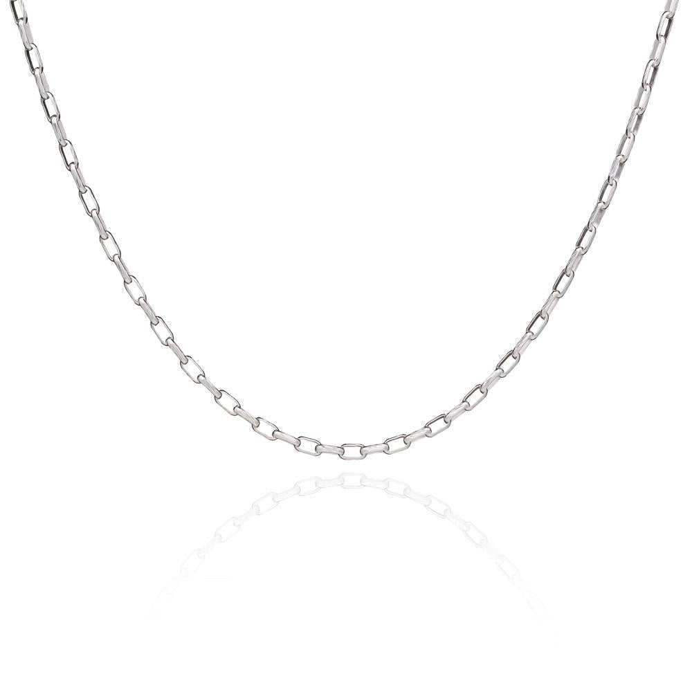 RACHEL JACKSON MID TO LONG LENGTH BOX CHAIN NECKLACE
