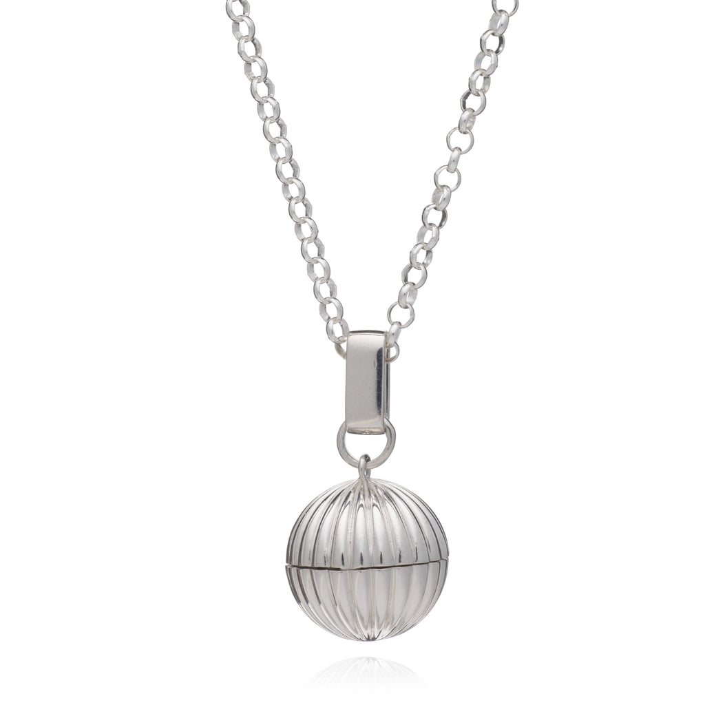 RACHEL JACKSON LONG MOMENTO LOCKET NECKLACE