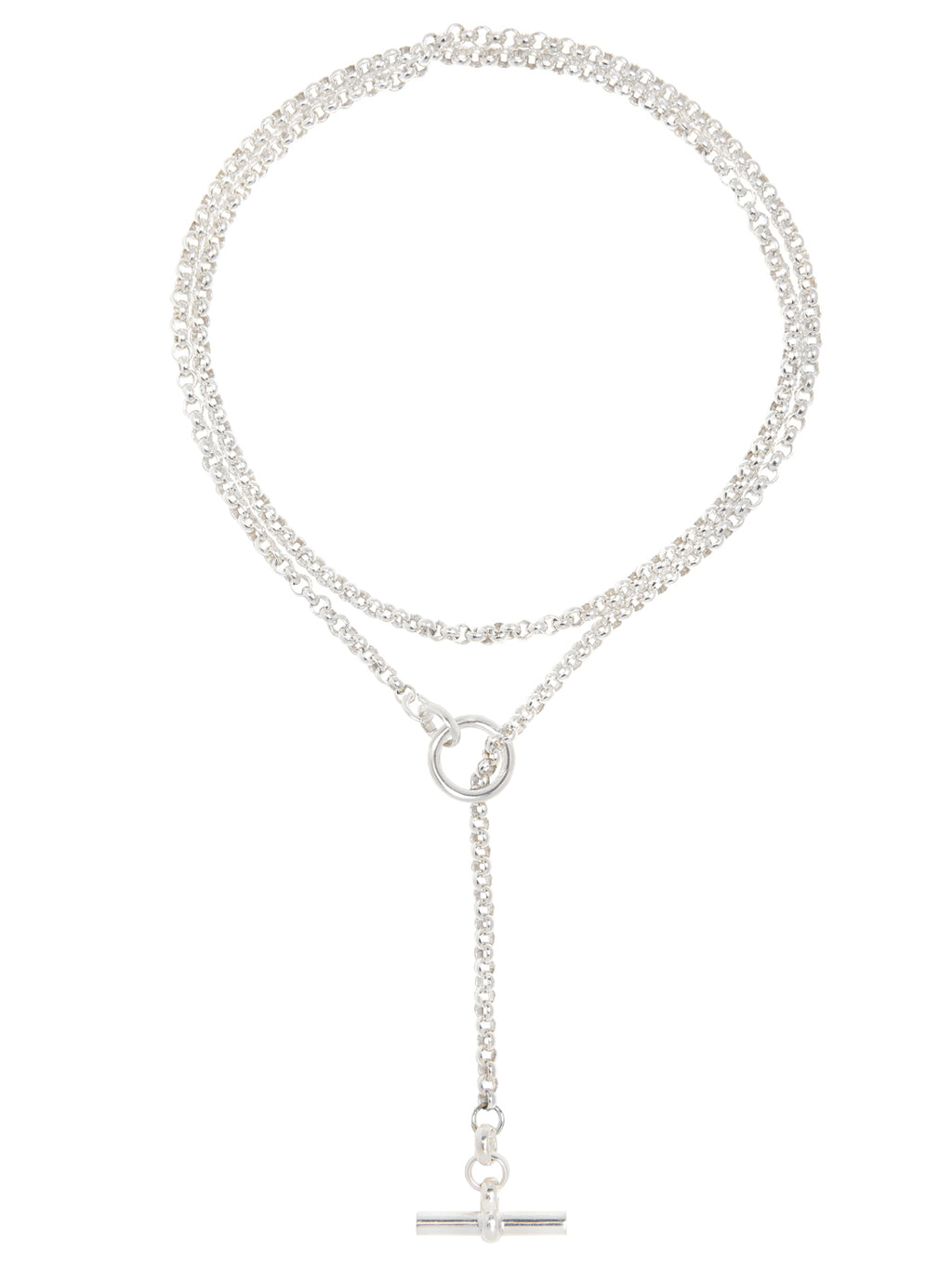TILLY SVEAAS LARIAT NECKLACE