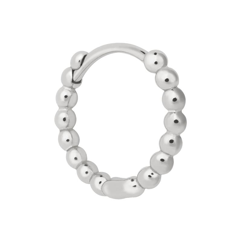 ASTRID & MIYU SINGLE BEADED BASE HOOP