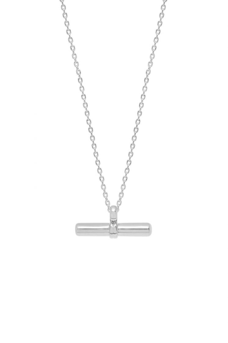ESTELLA BARTLETT T BAR NECKLACE