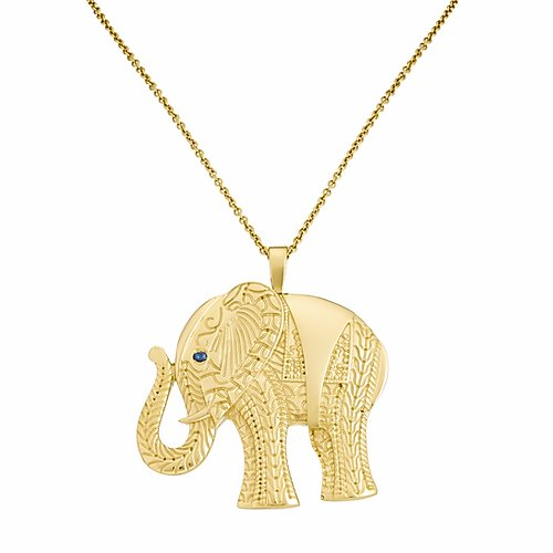 PHINE ELEPHANT NECKLACE