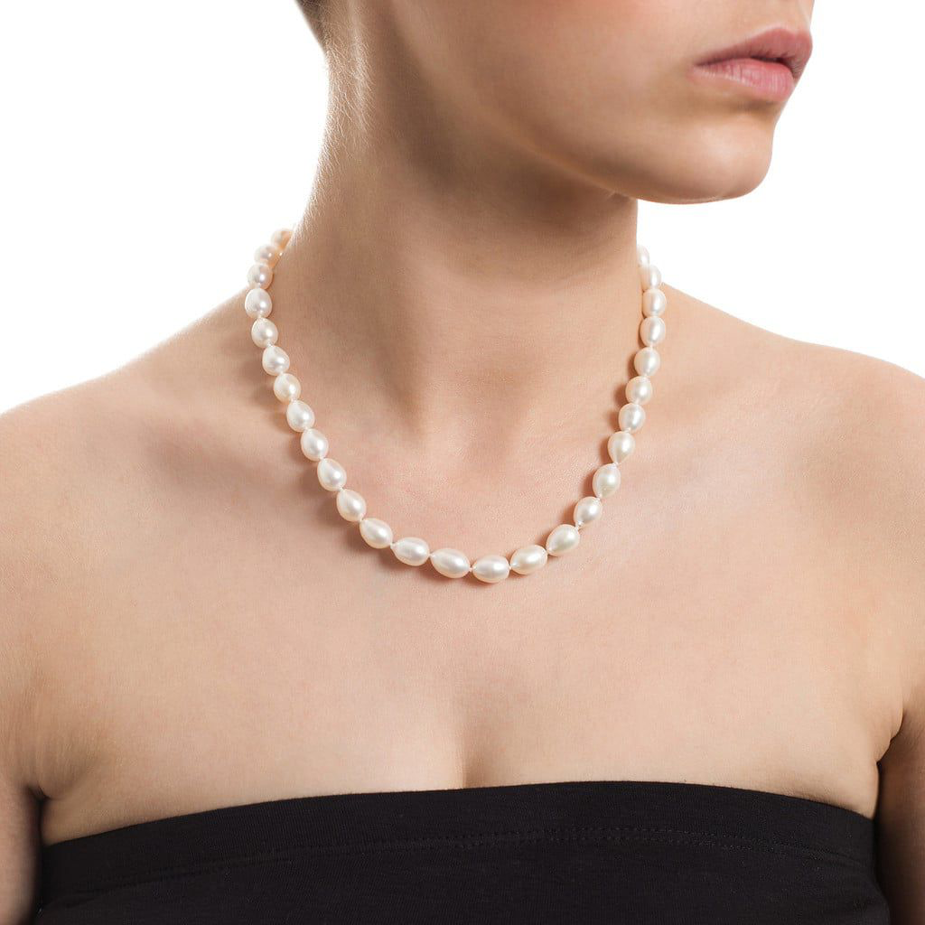 CLAUIDA BRADBY SOPHIA PEARL NECKLACE