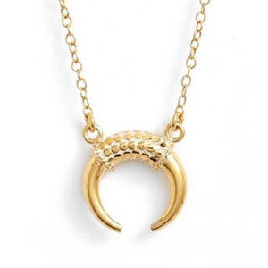Anna Beck Horn Necklace Stockist