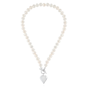 Claudia Bradby Cultured Pearl Silver Jewellery