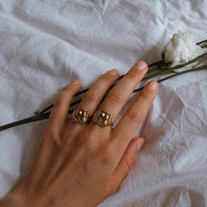 DAISY LONDON MAIA RING
