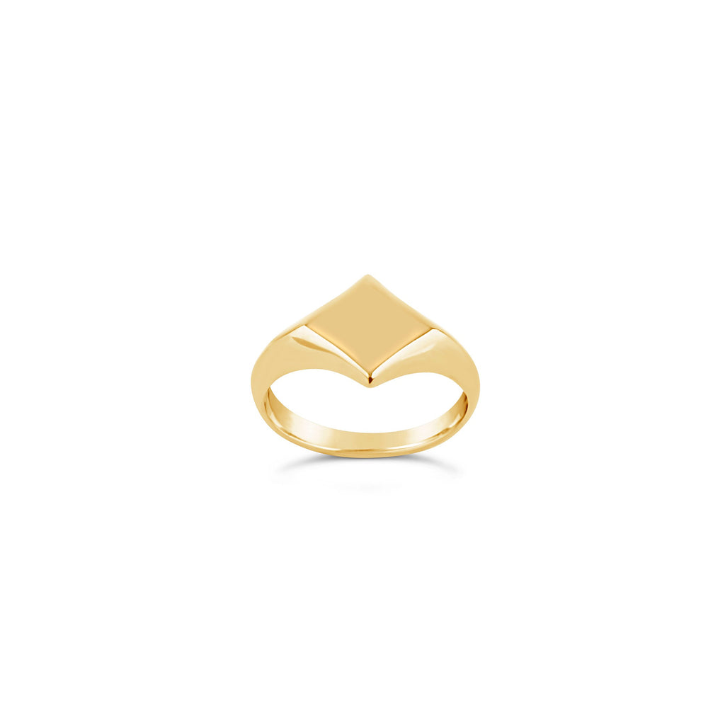 Dinny Hall Signet Ring Stockist Mini Liberty