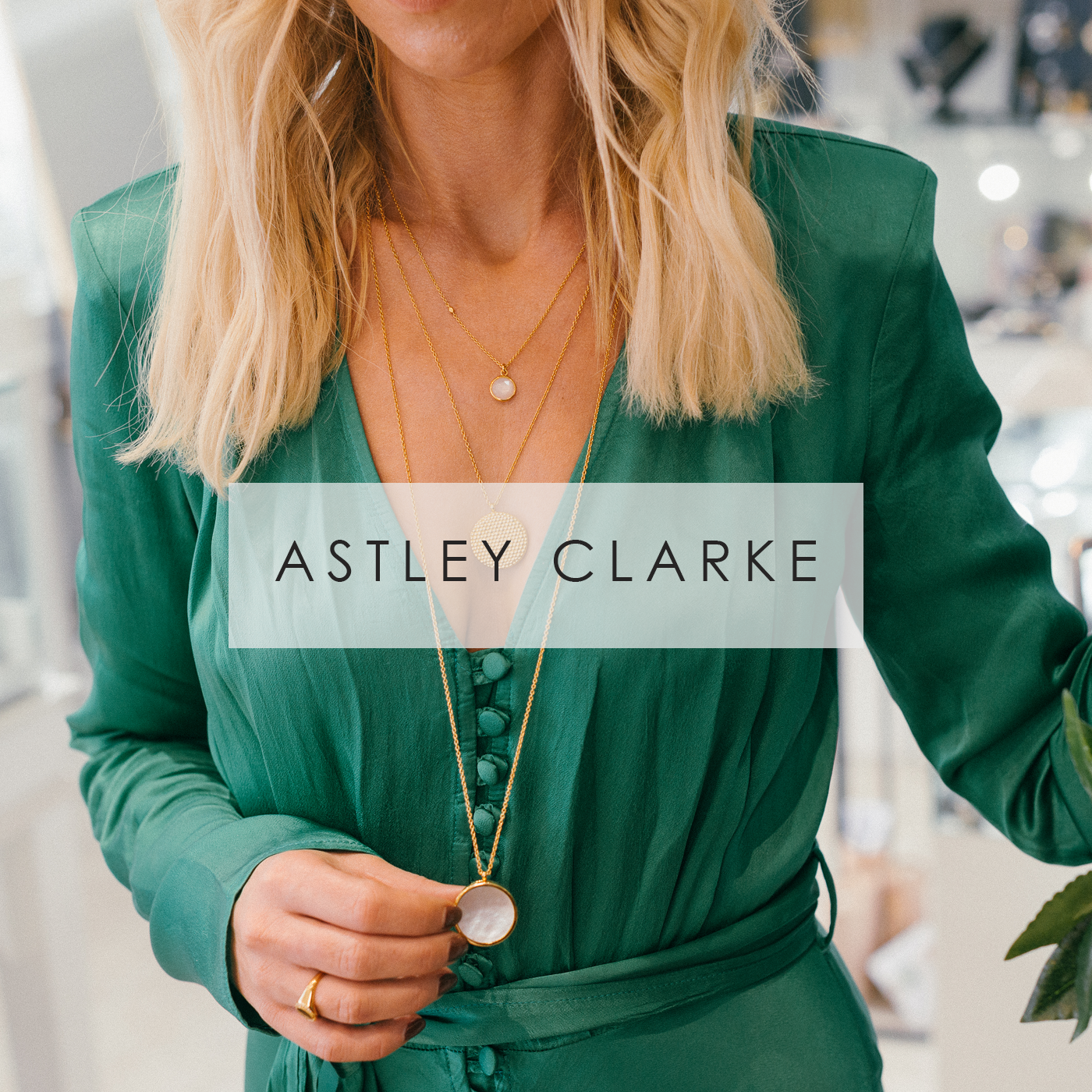 Astley Clarke Nottingham Jewellery stockist