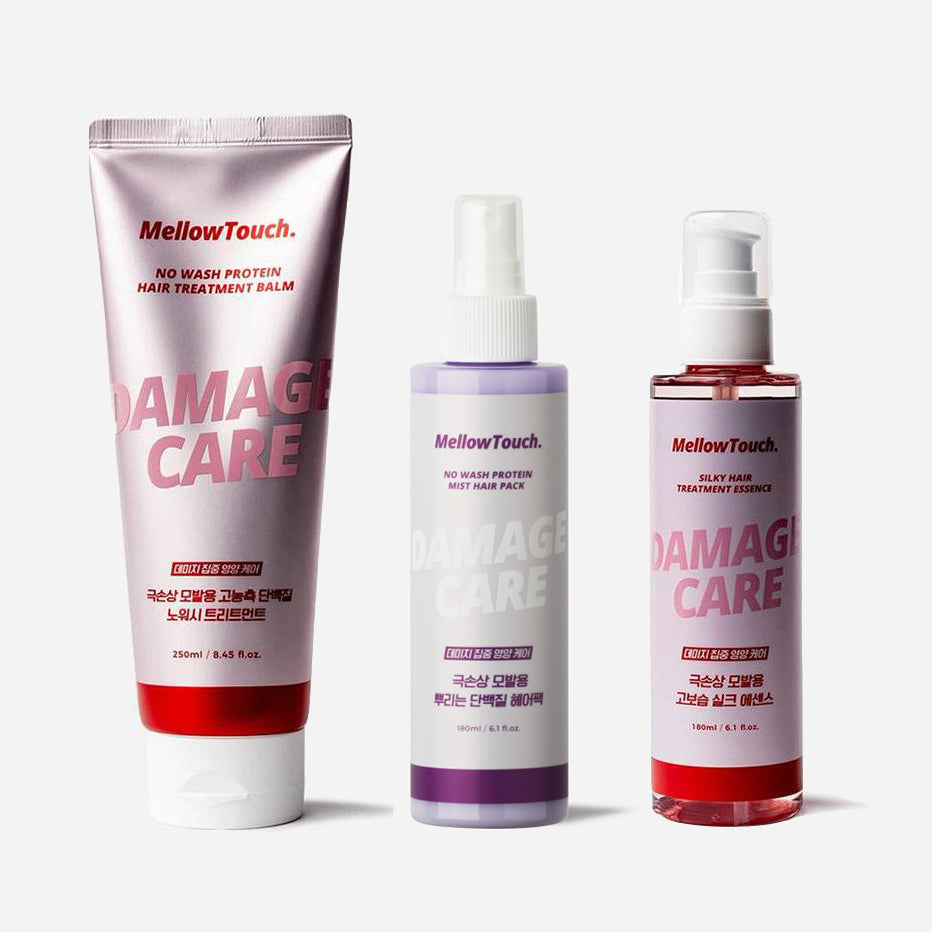 Extremely Damaged Hair Care Set