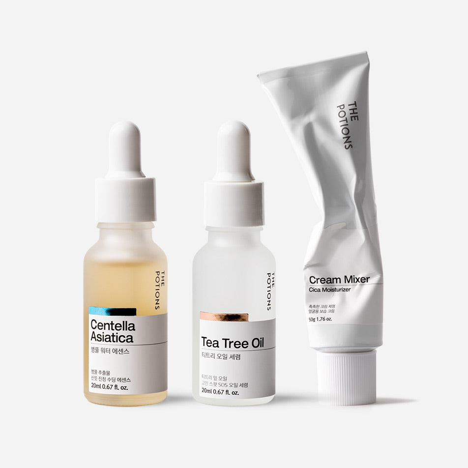 Acne Attack Trio