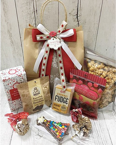 Snowflake Goody Bag