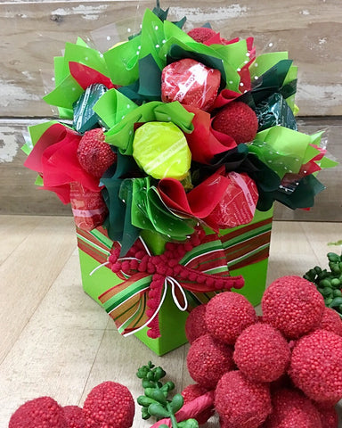 Santa's Stash Truffle Tree