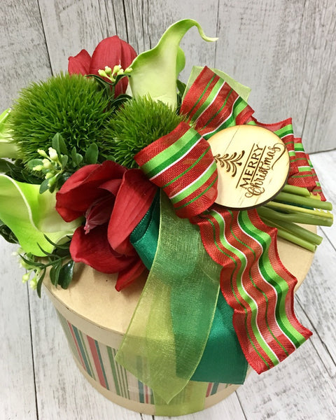 Festive Bloom Box