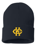 KC Interlock Cuffed Beanie
