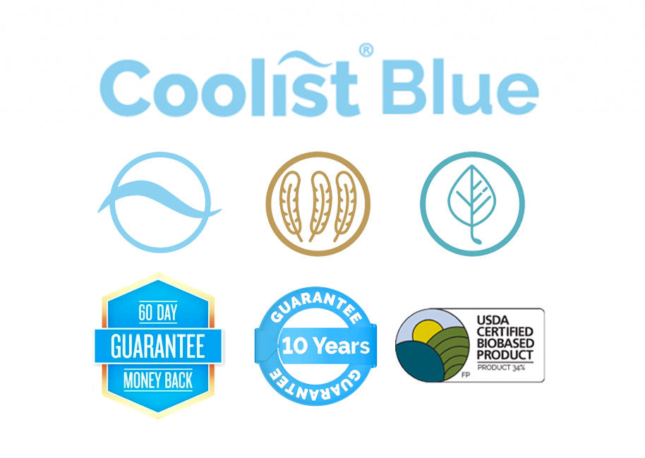 Coolist® Blue - 50% Off