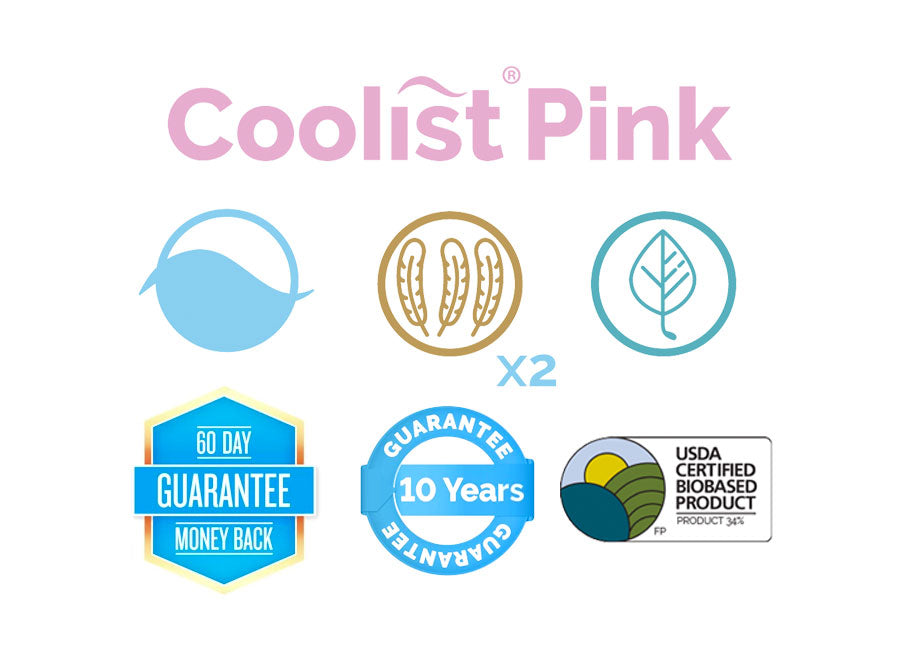 Coolist® Pink S - 50% Off