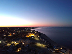Scituate Evening Drone2