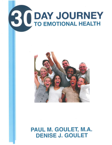 30 Day Journey to Emotional Health E-book