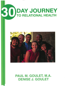 30 Day Journey to Relational Health E-book