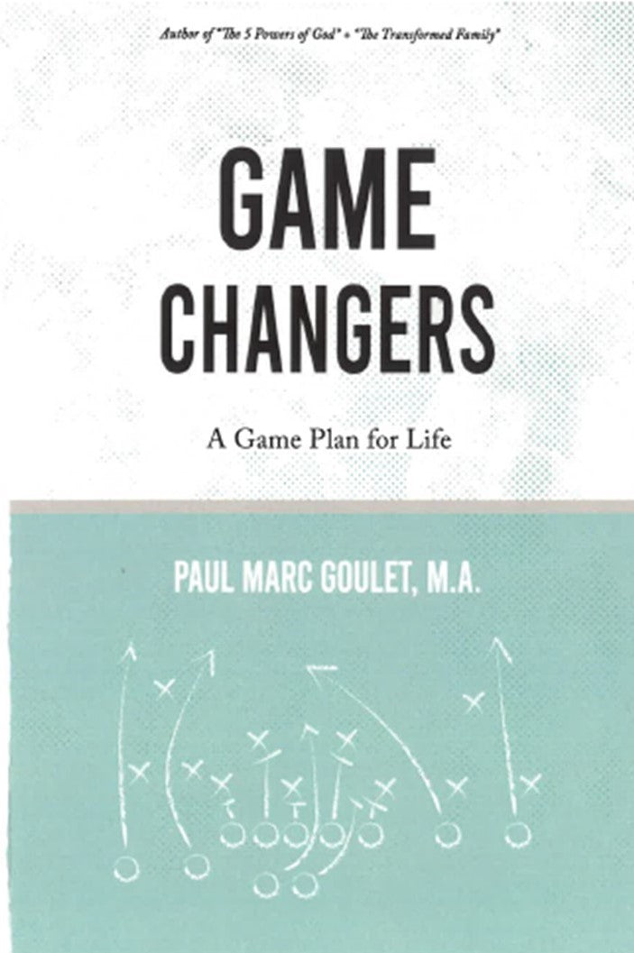 Game Changers - A Game Plan for Life E-Book
