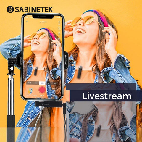 SmartMike+ is the True Wireless Stereo Mic for Content Creators