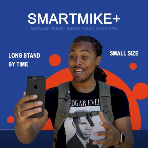 3 SmartMike+ 1 To 2 TWS for ALL